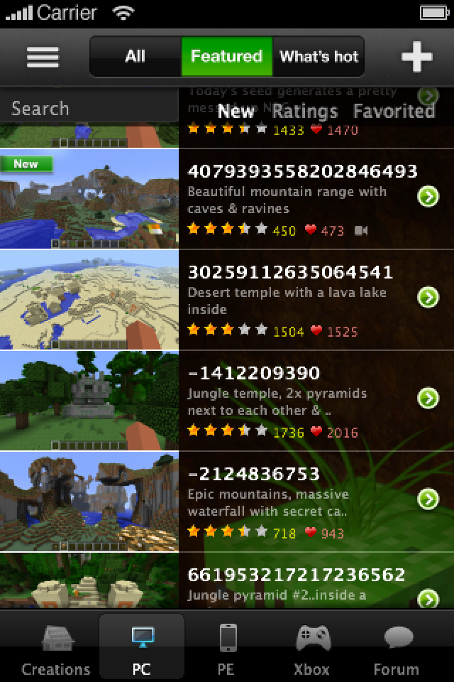 ‎MCPE Planet - Addons, Maps, Skins for Minecraft PE on the ...