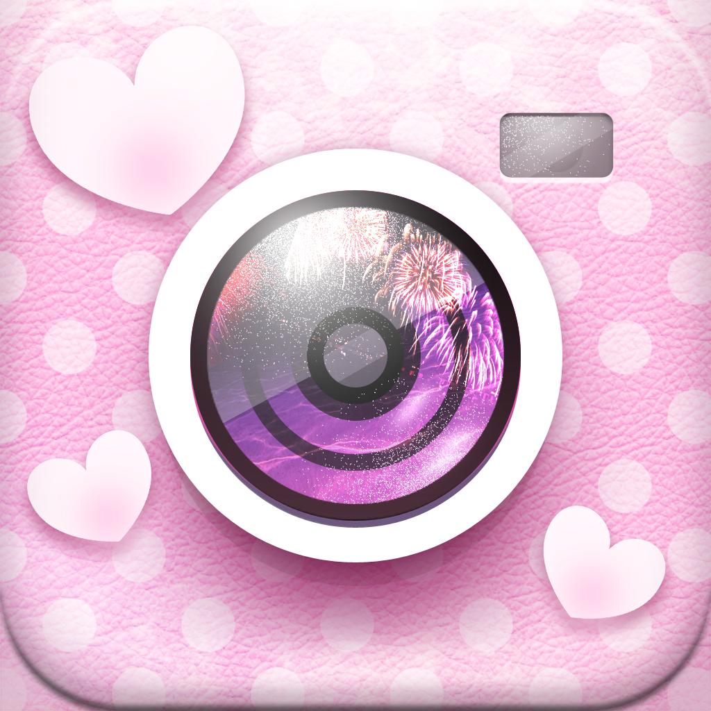 Snapeee -写真をかわいくアレンジ!フィルター、スタンプ、フレームで簡単に加工して共有できる女子カメラアプリ-